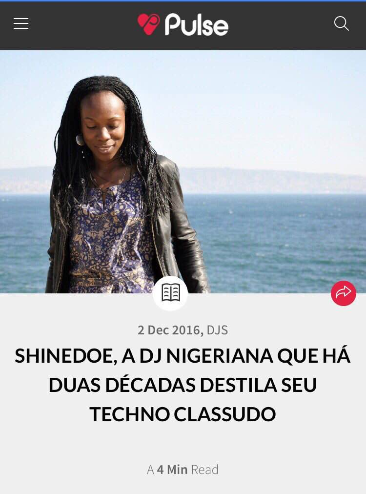 Pulse Radio Brazil interviews Shinedoe