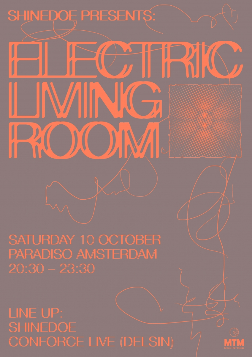 Electric Living Room tickets sales now online
