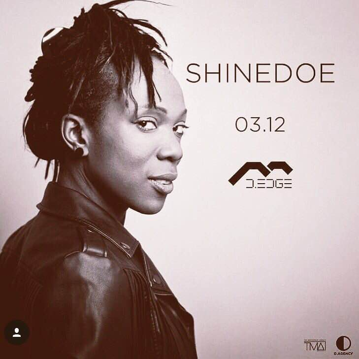 Shinedoe travels to South - America
