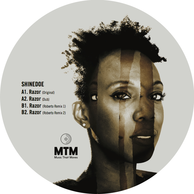 Razor EP (including Roberto remixes) -MTM Records